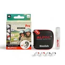 Protections auditives Alpine MotoSafe Pro