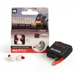 Alpine protections auditives MotoSafe Race
