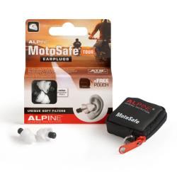Protections auditives Alpine MotoSafe Tour