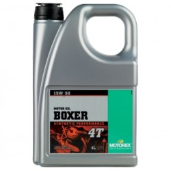 Motorex Boxer 4T 15W/50 4 L