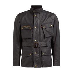 BELSTAFF TRIALMASTER 48 noir vintage XL