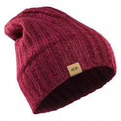 Bonnet Woolly bordeaux