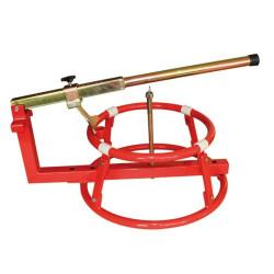 Décolle-pneu manuel BIHR rouge