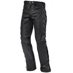 Held pantalon cuir Sullivan noir 54