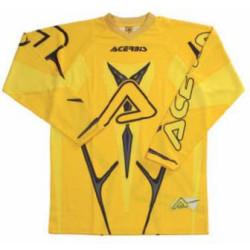 Acerbis maillot Jersey Profile jaune XL