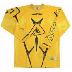 Maillot Profile jaune XL
