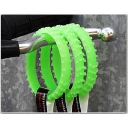 Bracelet Dirtboy Armband MX 196mm néon/vert