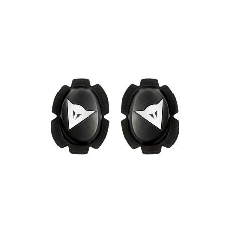 Dainese Pista HD Slider genoux noir-blanc