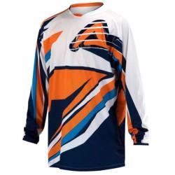 Acerbis maillot X-Gear orange-bleu S