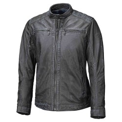 Veste Held cuir Harry noir 58