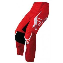 Pantalon Junior Profile rouge 22