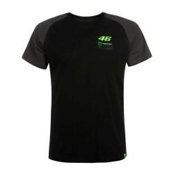 VR46 Monster T-Shirt Dual 358804 noir XXL