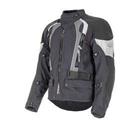 Veste Stadler Supervent 3 Pro noir-gris tailles de 48 à 62 plus tailles courtes et longues