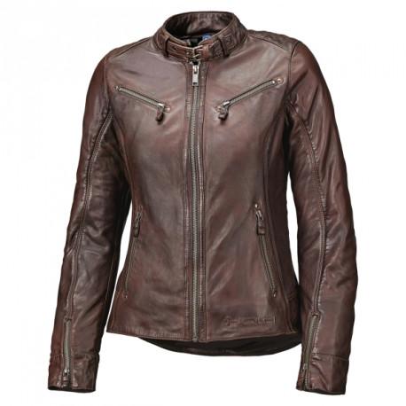 Held veste cuir Sabira brune 40