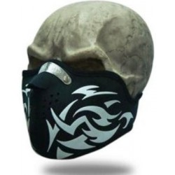 Mask Tribal H-Print