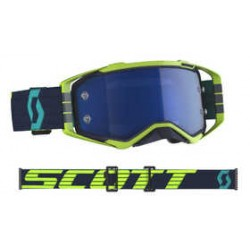 Lunettes Scott Prospect blue/yellow/el bl chrom