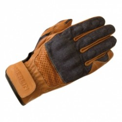 Gants Merlin Maple bleu-brun M
