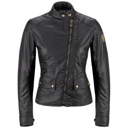 Belstaff veste lady Bradshaw noir 38 (correspond à la taille 34 Suisse)
