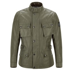 Belstaff veste Crosby  Resin Cotton Racing Green L