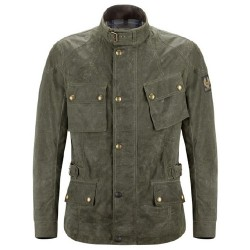 Belstaff veste Crosby Soy Waxcotton green XL
