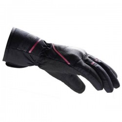 Gants Spidi Zender H2out noir-fuchsia  XL