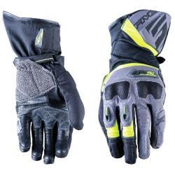 Five gants GT2 WR gris-jaune-fluo XXXL/13