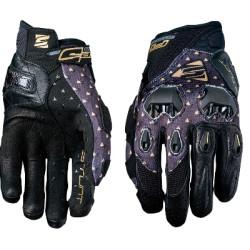 Five gants Stunt Replica Evo dame noir-diamond S