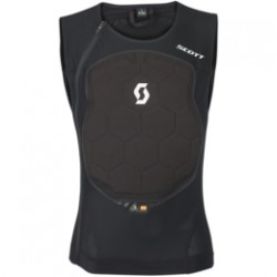 Scott Gilet Protection AirFlex Pro noir L