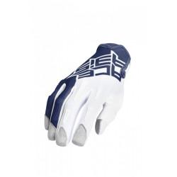 Acerbis gants MX X-P bleu/blanc S