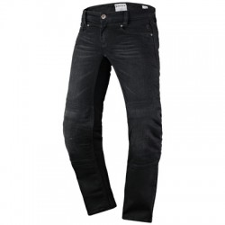 42 Jeans Scott dame denim stretch noir