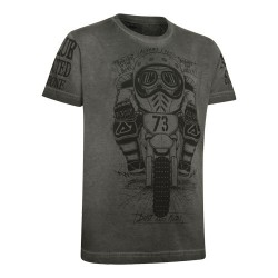ACERBIS T-Shirt Shield SP Club enfant graphite L 7/8 ans