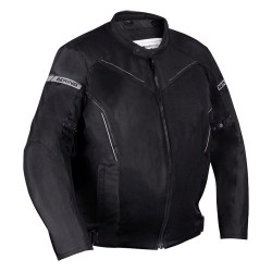 Bering veste Cancun noir-gris WXL