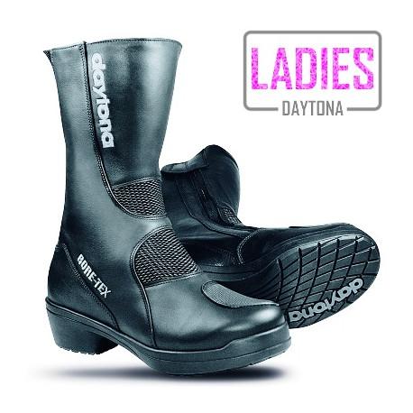 Bottes Daytona Lady Pilot GTX 40 noir