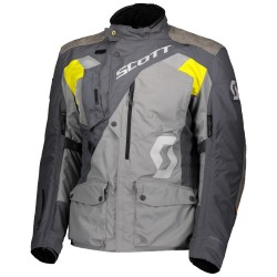 Scott veste Dualraid Dryo gris/jaune XL