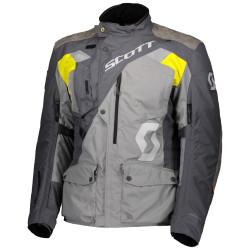 Scott veste Dualraid Dryo gris/jaune L