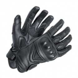 Büse gants Café Racer noir 8