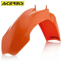 Acerbis garde-boue avant orange KTM