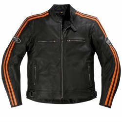 Difi veste Saint Louis noir/orange 52