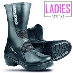 Bottes Daytona Lady Pilot GTX 37 noir