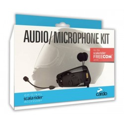 CARDO AUDIOKIT FREECOM 1,2,4