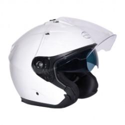 M11 casque Jet Easy blanc brillant S