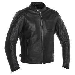 Richa veste cuir Yorktown noir 54