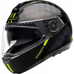 Schuberth C4 Pro Carbon Fusion Yellow S 55