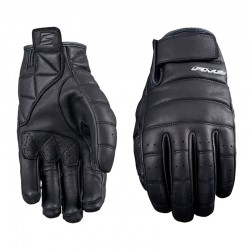 Five gants California noir L/10