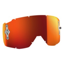 Ecran Scott Hustle/Tyrant MX SGL orange iridium