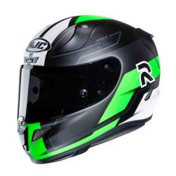 HJC R-PHA 11 Fesk MC-4SF noir-blanc-vert L