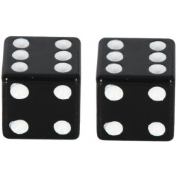Bouchons de valves oxford Lucky Dice