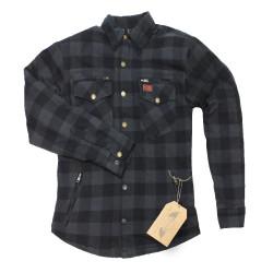 M11 PROTECTIVE chemise dame gris-noir 44