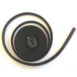 DEI Protection câble Ø 8 mm Noir