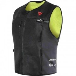 Dainese Airbag Smart Jacket noir L